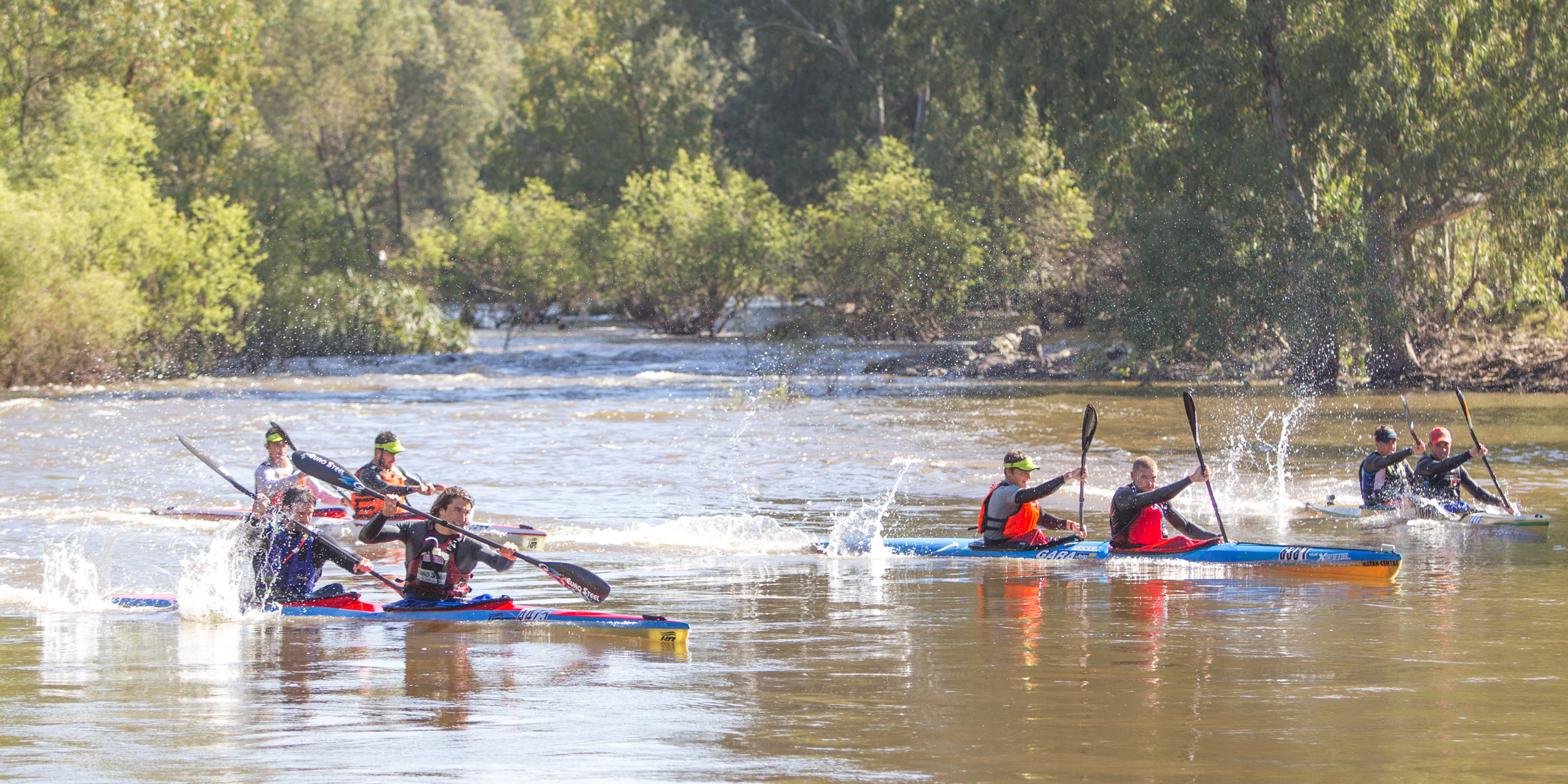 Testing Breede awaits strong field of paddlers
